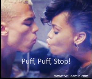 puff puff stop